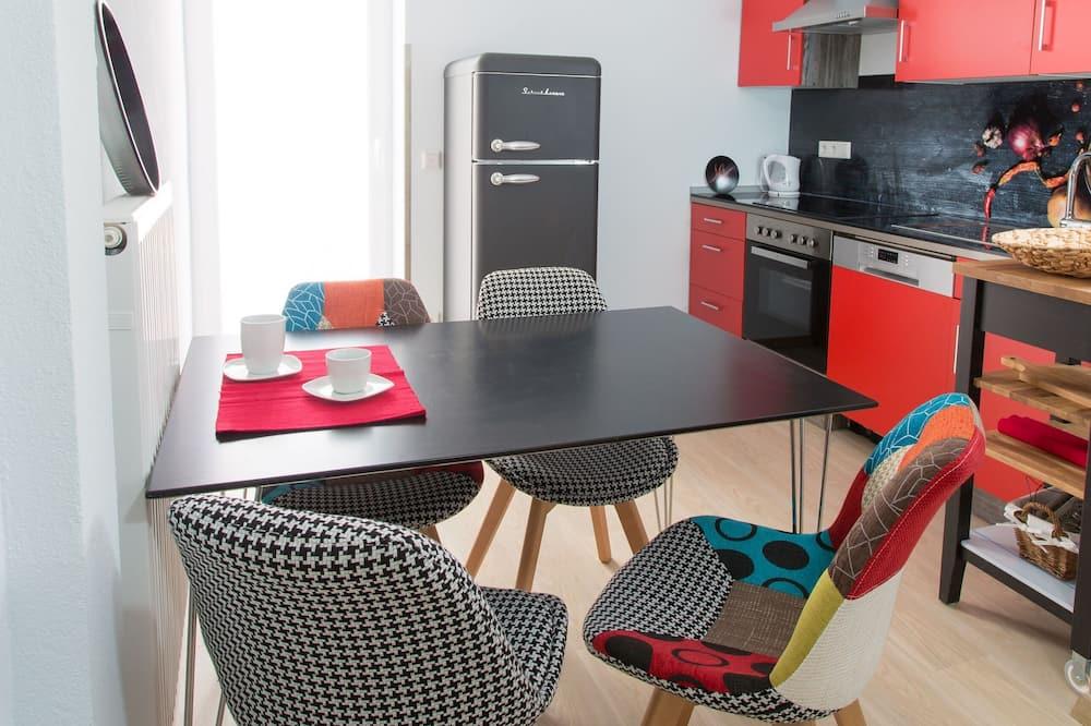 高級公寓 - 客房餐飲服務