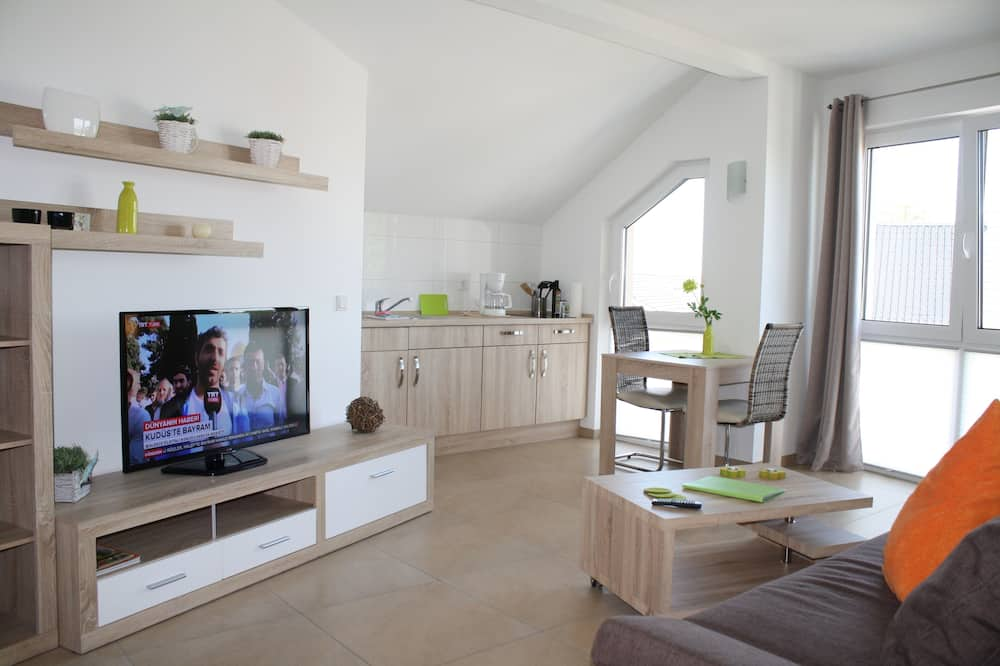 Departamento económico - Sala de estar