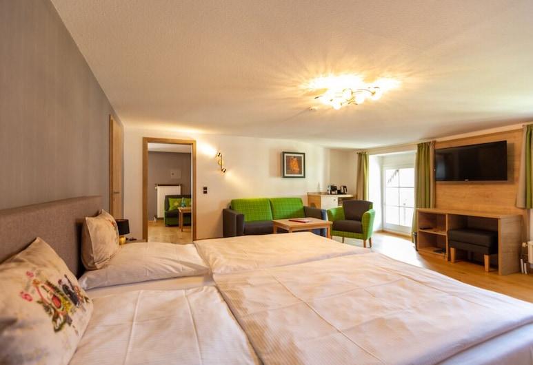 Hotel Sonne  Offenburg, 奥芬堡, 家庭客房, 客房