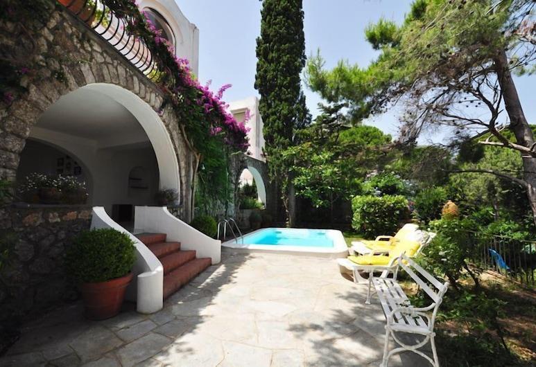 Villa Shangri La, Capri, Pool