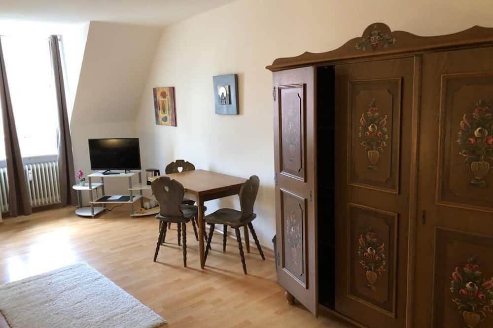 Familienzimmer (Superior) - Wohnbereich