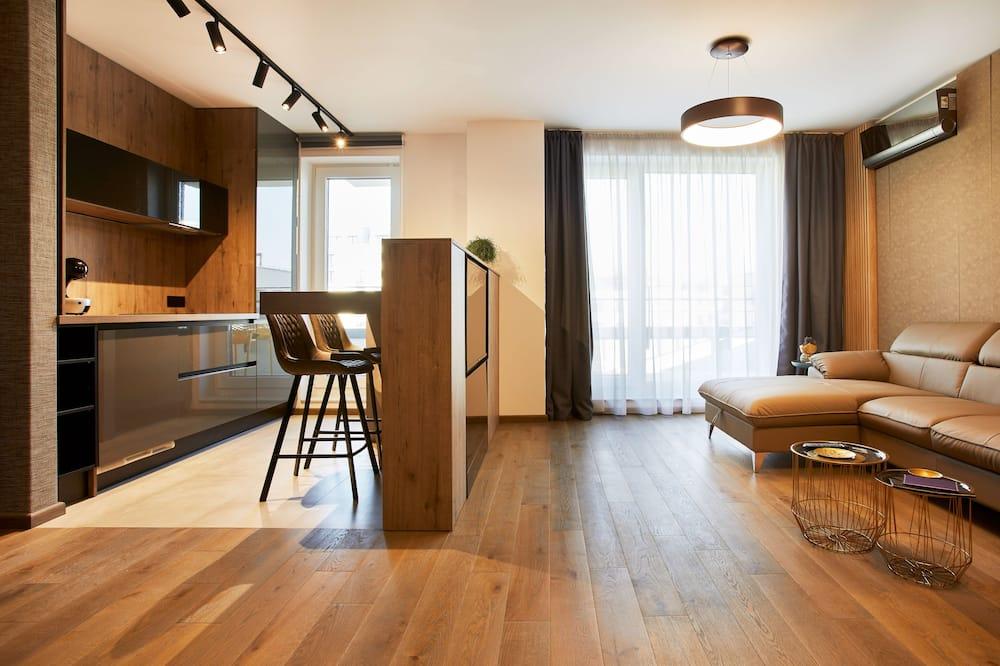 Departamento Deluxe - Habitación