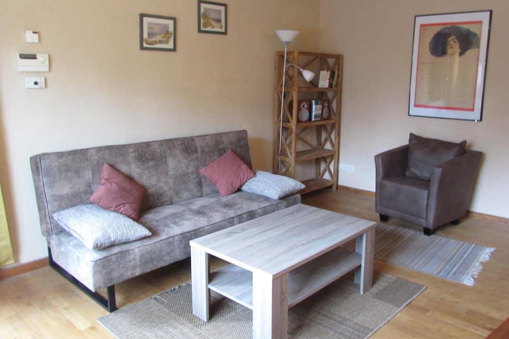 Klasikinio tipo apartamentai - Svetainės zona