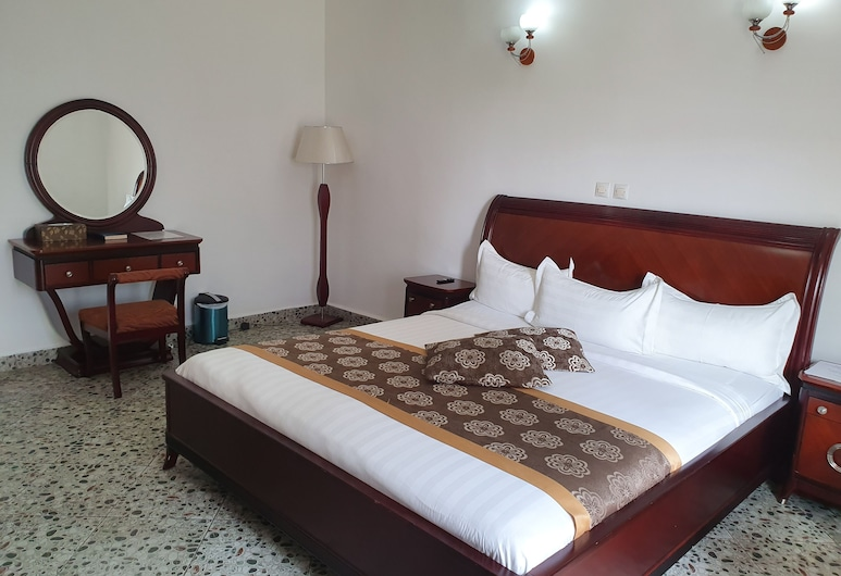 Hotel Imperial, Libreville, Deluxe Double Room, Guest Room