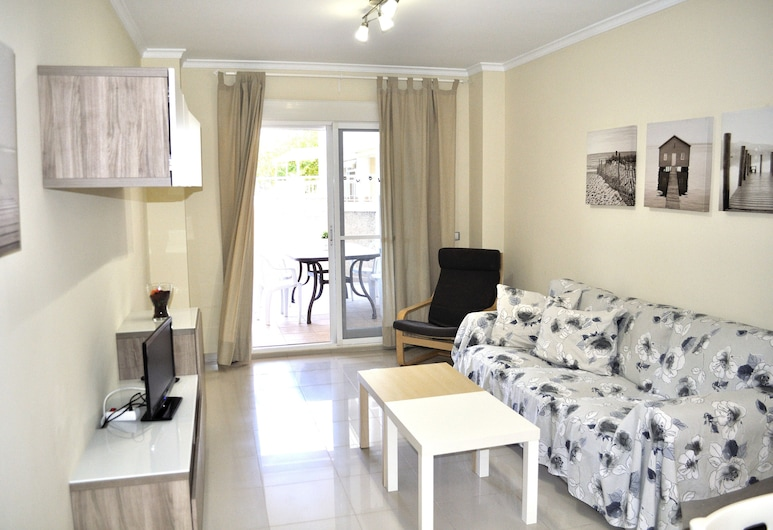 AZAHAR, Denia, Apartment, 2 Bedrooms, Living Room