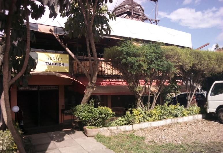 Sunset View Complex, Mombasa, Fassaad
