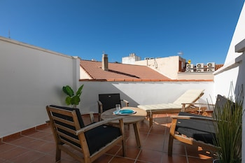 Picture of Marvelous Apt with Terrace Historical Center in Málaga