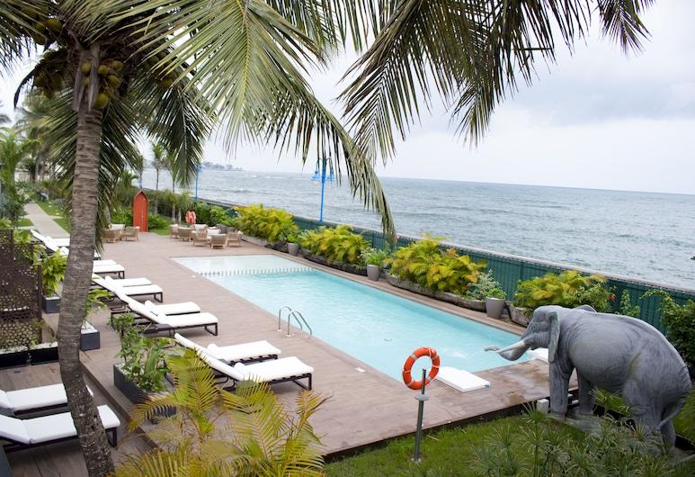 Panafrica Hotel Boutique & Spa, Bata