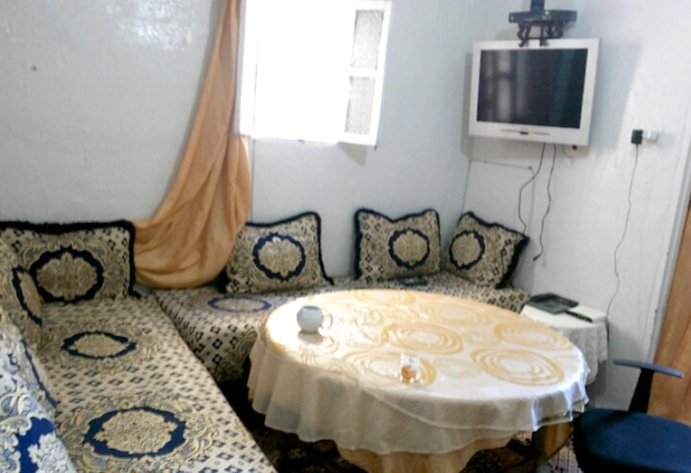 Apartment With 2 Bedrooms in Meknes, With Wonderful City View and Wifi, Meknes, Stofa