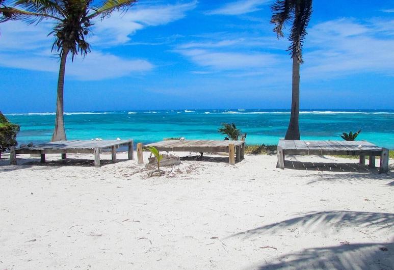 Cabañas Ecoturisticas Costa Maya, 瑪哈威, 海灘