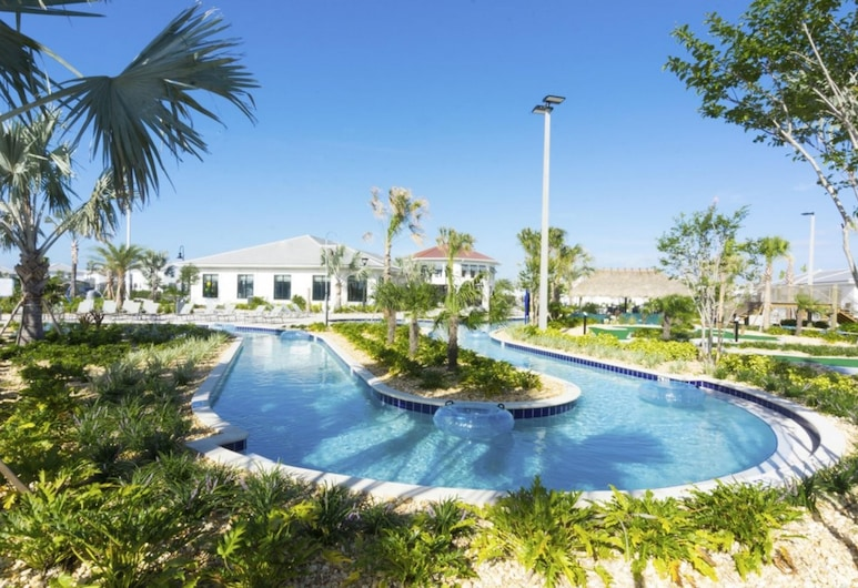 Wonderful Vacation Home With Private Pool Sl4824, Kissimmee, House, 5 Bedrooms, Pool