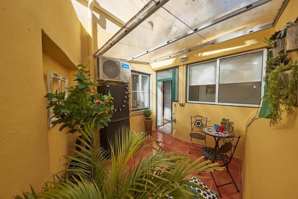 公寓, 2 间卧室 - 露台