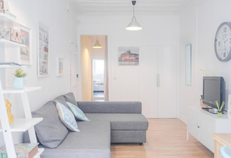 Atalaia Studio, Lisabon, Štúdio, Obývačka