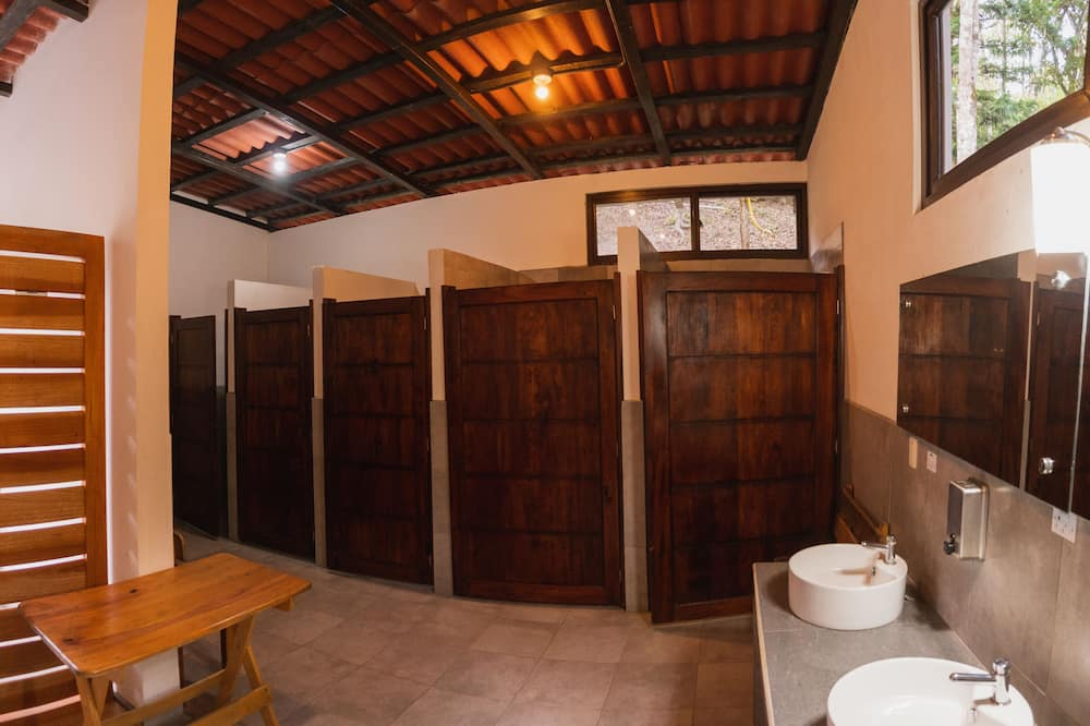 Panoramic Tent, Shared Bathroom - Shared bathroom