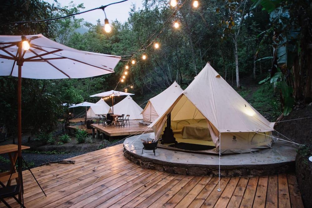 Panoramic Tent, Shared Bathroom - Room