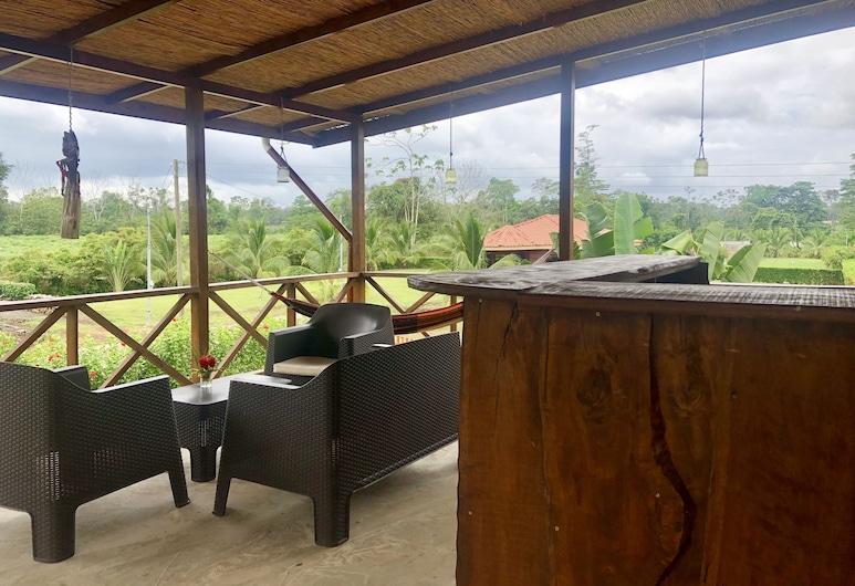 Relax House, La Fortuna, Terraza o patio