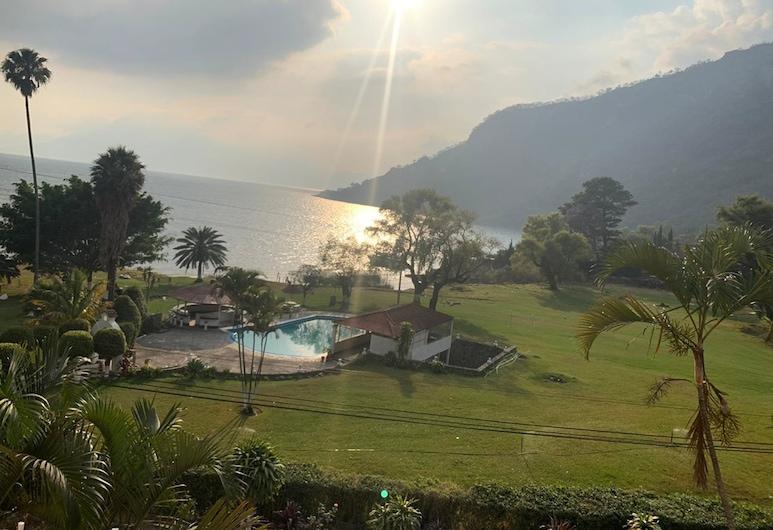 Hotel Bahia Atitlan Inn, Panajachel, Family Oda, Birden Çok Yatak, Göl Manzaralı, Oda Manzarası