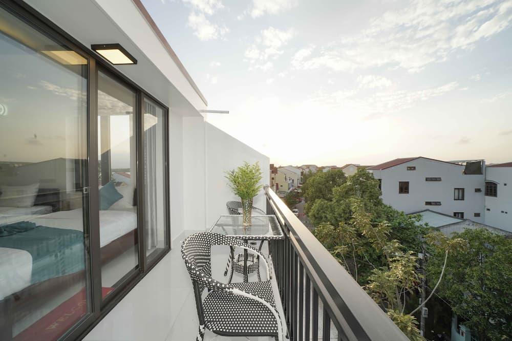 トリプルルーム バルコニー - バルコニーからの眺望