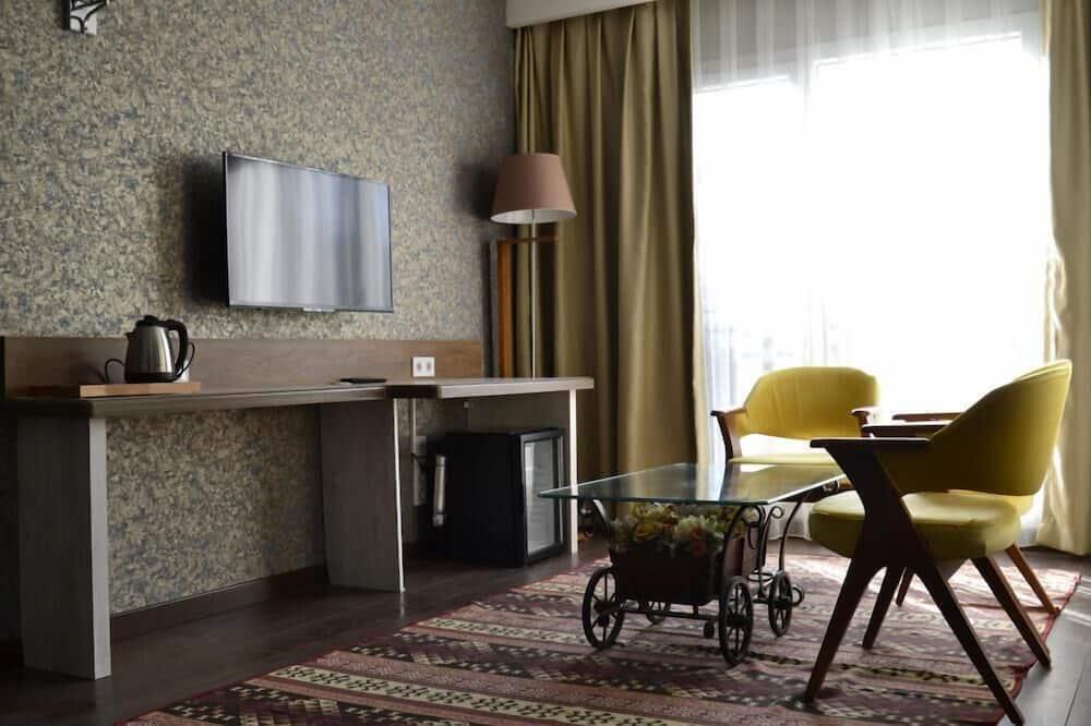 Junior Studio Suite - Living Room