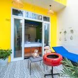 Deluxe-Zweibettzimmer - Balkon