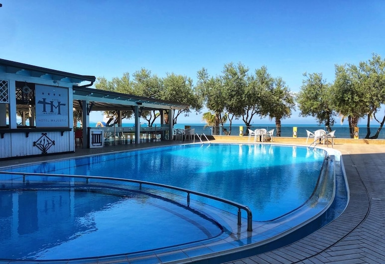 Hotel Majestic, Durres, Outdoor Pool