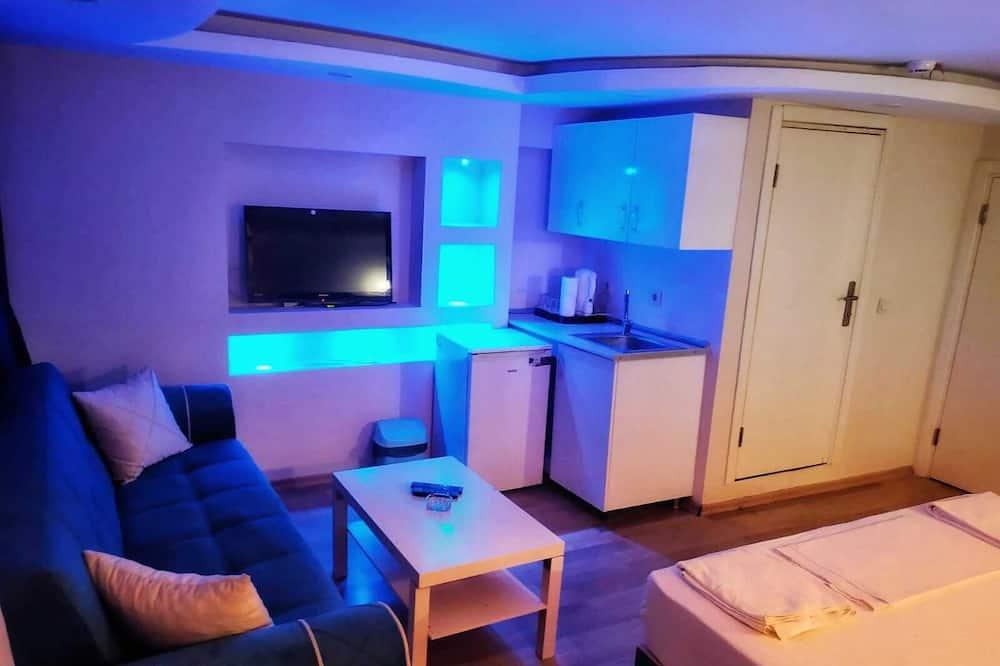 Exclusieve studio suite - Televisie