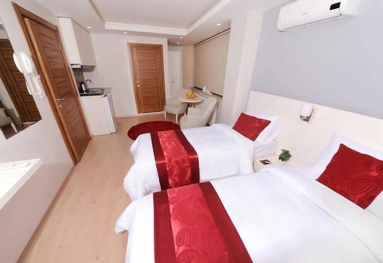 Gazel Hotel, Istanbul, Studio, Guest Room