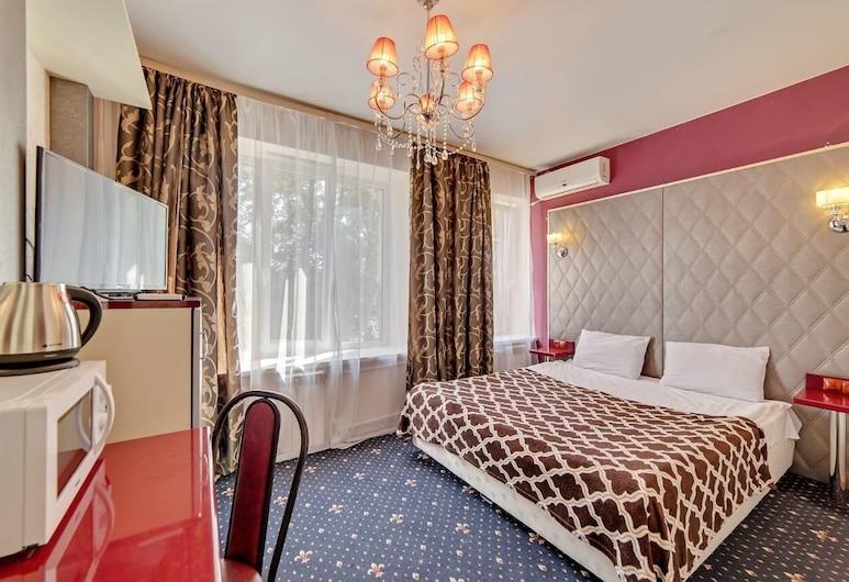 City crown Apartaments, Maskva, Studija su patogumais, Kambarys