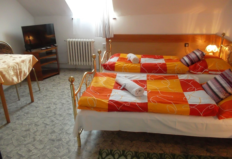 Hotel U Beránků, Libochovice, Classic Twin soba, 1 spavaća soba, Soba za goste