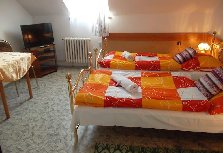 Hotel U Beránků, Libochovice, Classic Twin Room, 1 Bedroom, Guest Room