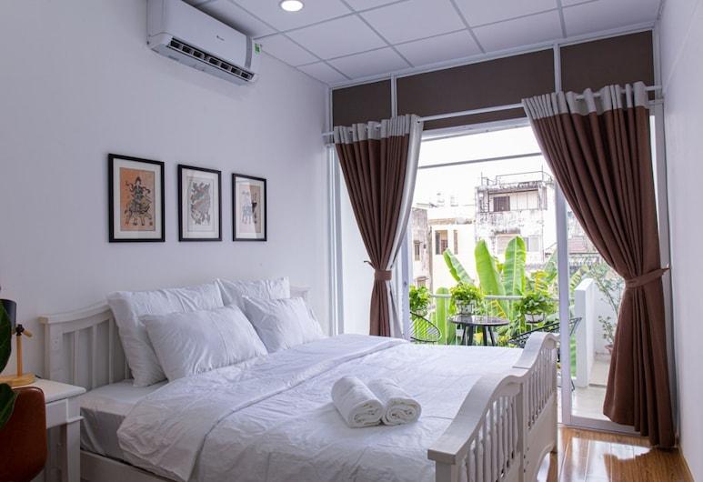 An Nhien Hotel Apartment - Tran Quang Dieu, Ho Chi Minh-byen, Leilighet – luxury (4), Utsikt fra rommet
