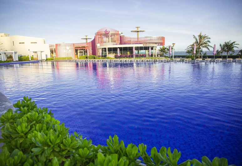 An Nhien Hotel Apartment - Oceanami, Dat Do, Kolam Terbuka