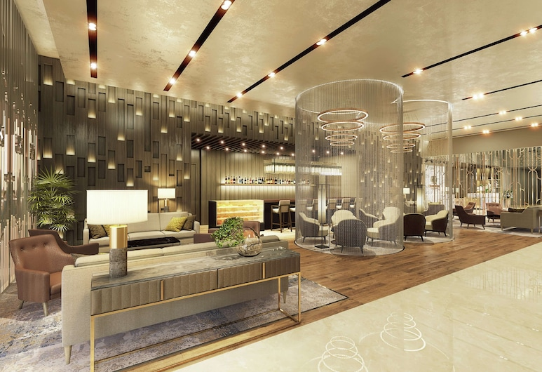 Doubletree by Hilton Jaipur Amer, Jamwa Ramgarh, Hotel Bar