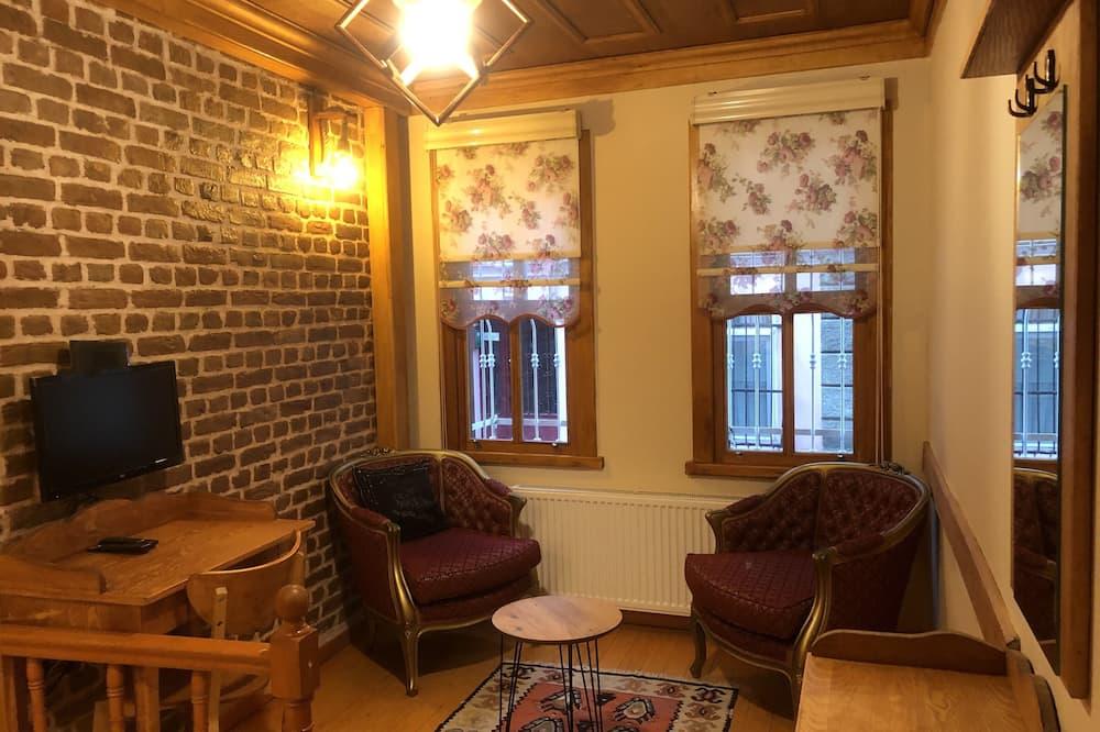 Standard-Maisonette - Wohnzimmer