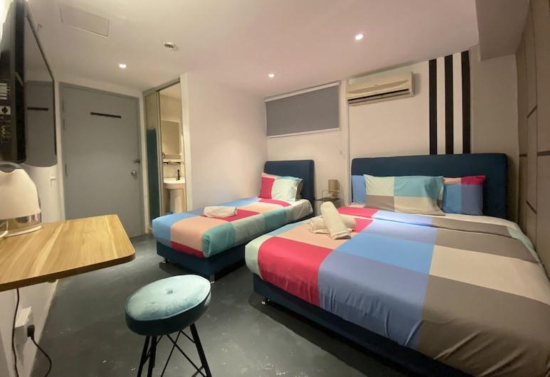 Omni Suites Bukit Bintang, 吉隆坡, 家庭三人房, 客房