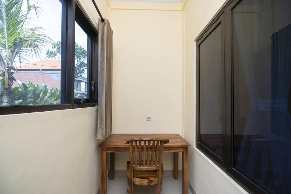 Standarta divvietīgs numurs - Balkons