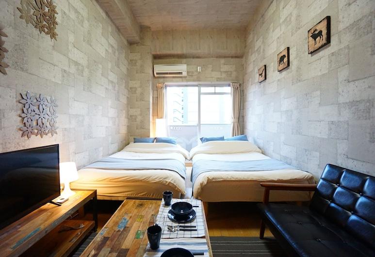 Terry's Apartment Namba South I V06A, 大阪