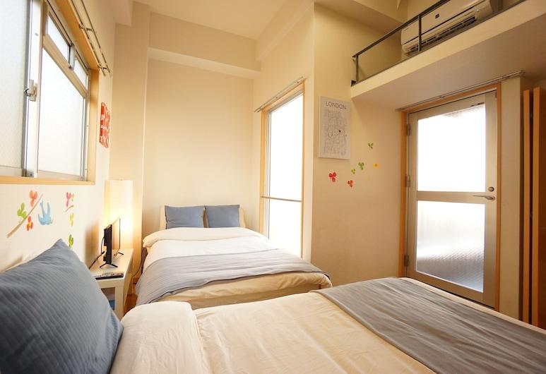 Terry's Apartment Namba South I V08C, Osaka, Departamento, Habitación