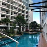 Apartment, 1Queen-Bett und Schlafsofa - Pool