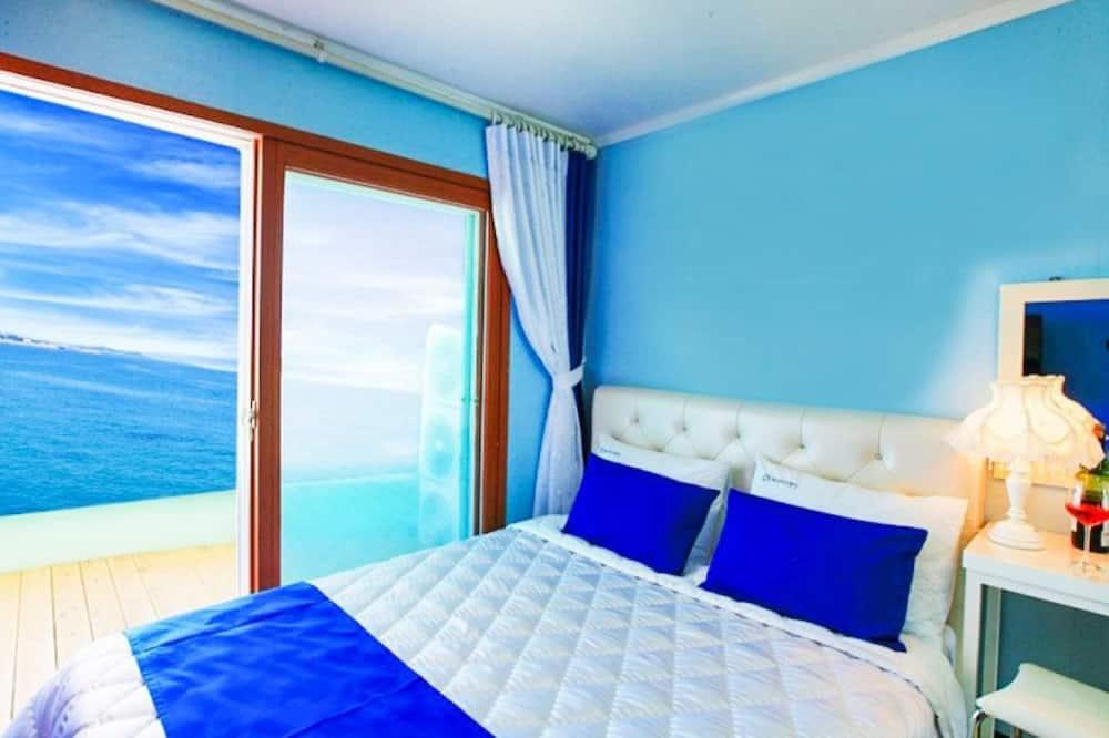 Standaard tweepersoonskamer, uitzicht op zee - Kamer