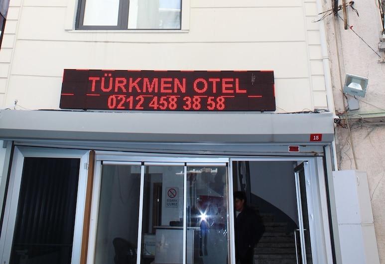 Turkmen Hotel, Istanbul