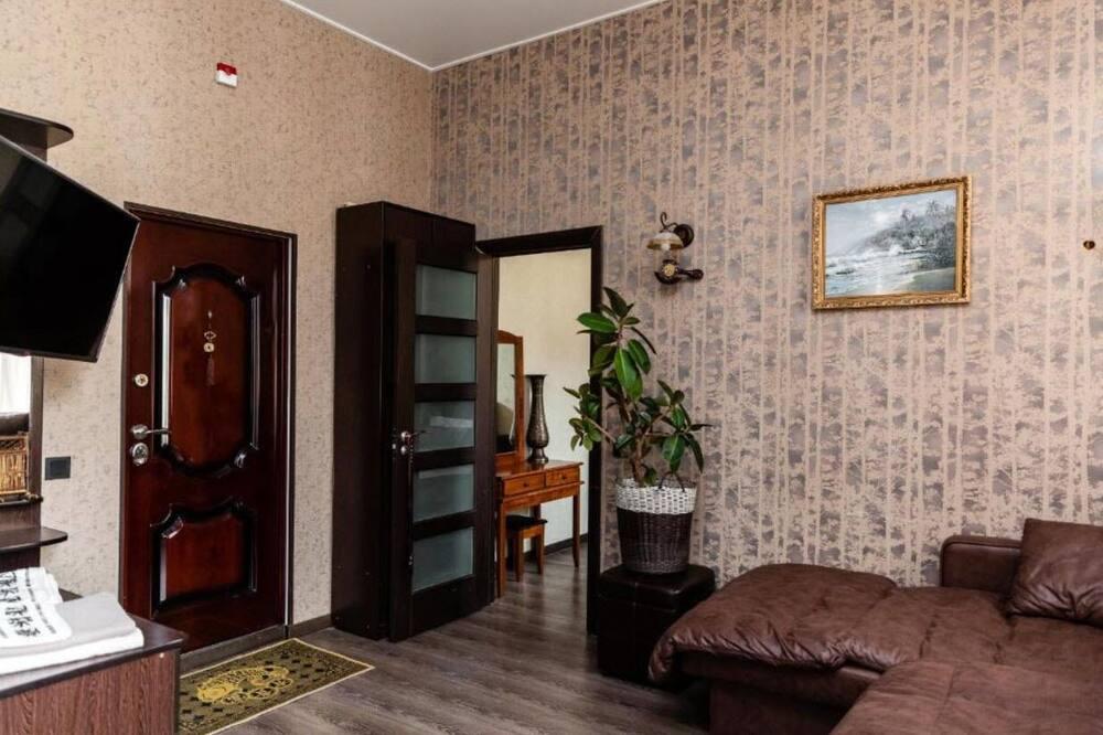 Стандартні апартаменти, 2 спальні (3) - Вітальня