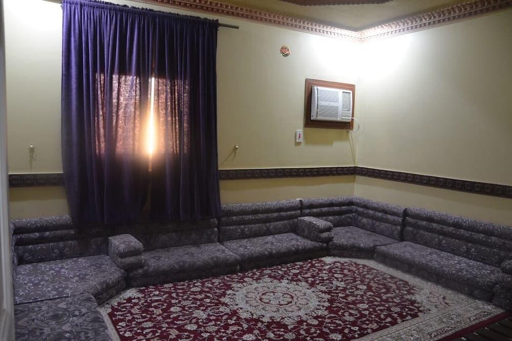 Apartemen Standar - Ruang Keluarga