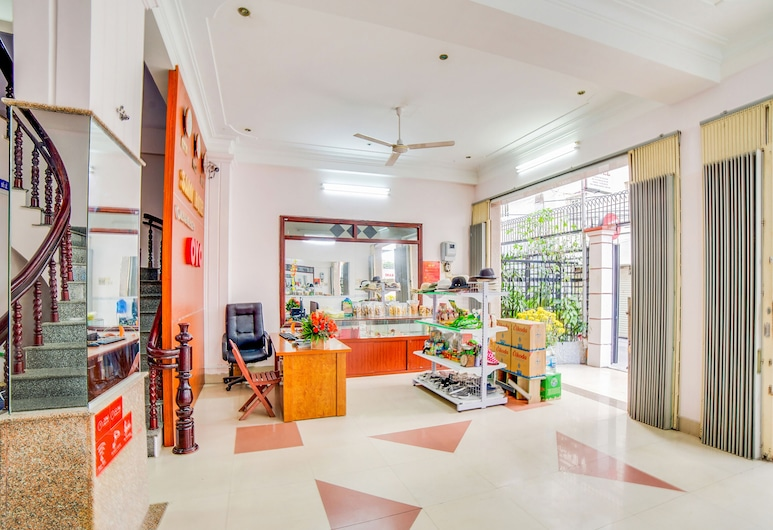 OYO 938 Sami Hotel, Nha Trang, Priestory na sedenie v hale