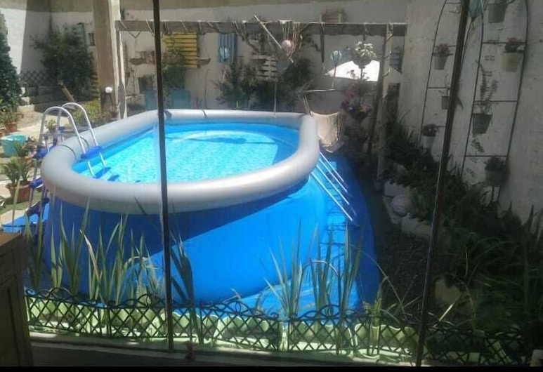 Rio Turia B&B, Valencia, Vonkajší bazén