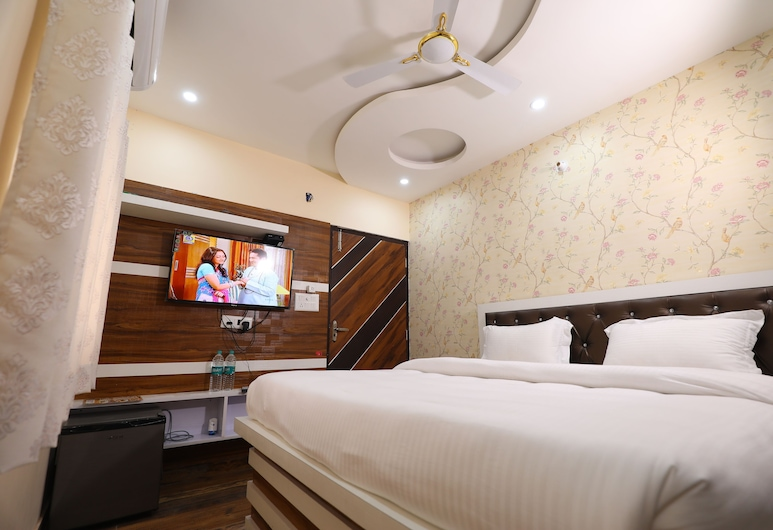 Ganga Forest View, Rishikesh, Deluxe Room, Guest Room