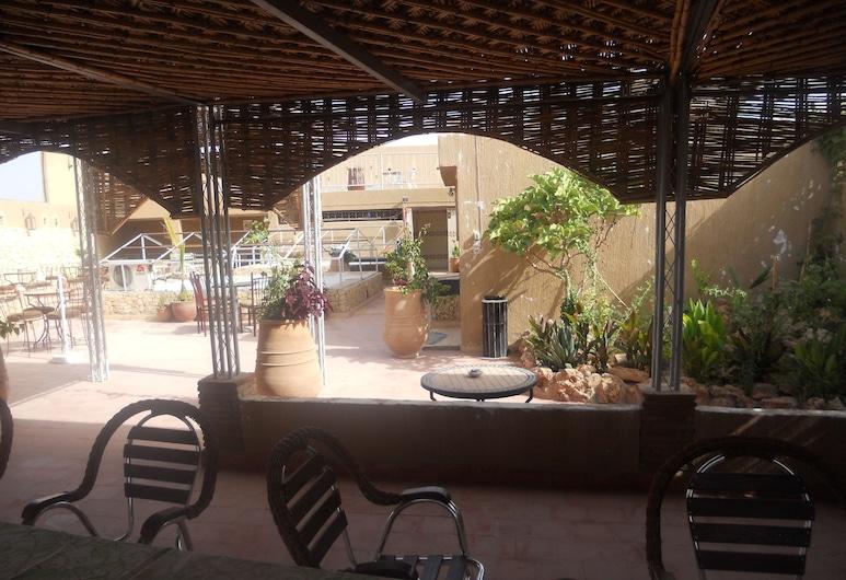 Residence Roudana, Taroudannt, Terasa