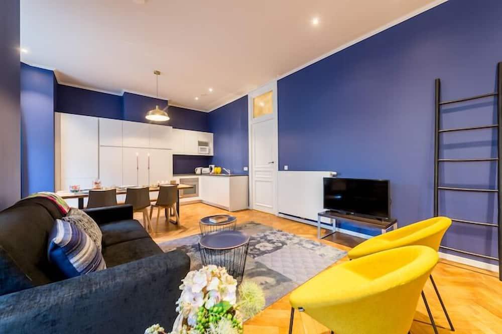 Superior Duplex - Living Area