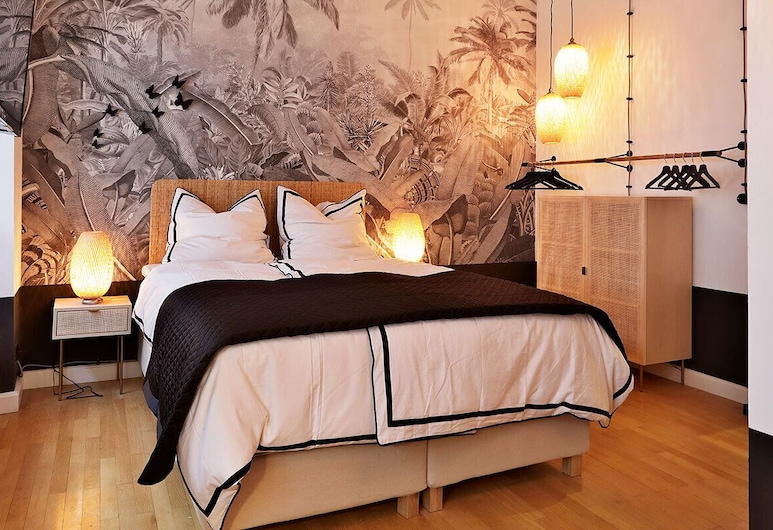 Chase Boutique Rooms, Wuerzburg, Tweepersoonskamer (Butterfly, incl. EUR 35 cleaning fee), Kamer