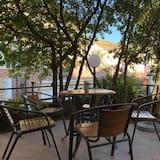 Departamento Confort, 2 habitaciones - Terraza o patio